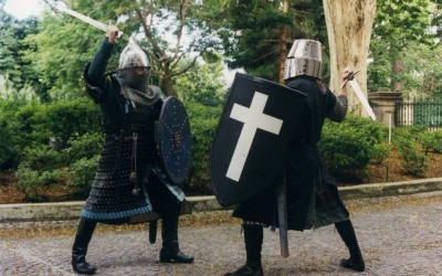 Knightly combat